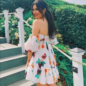 UO Summer In Italy Dress